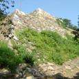 鳥取城跡 石垣